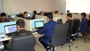 حکومت الکترونیکی رو به توسعه در افغانستان فساد را کاهش داده و خدمات را تسریع می بخشد