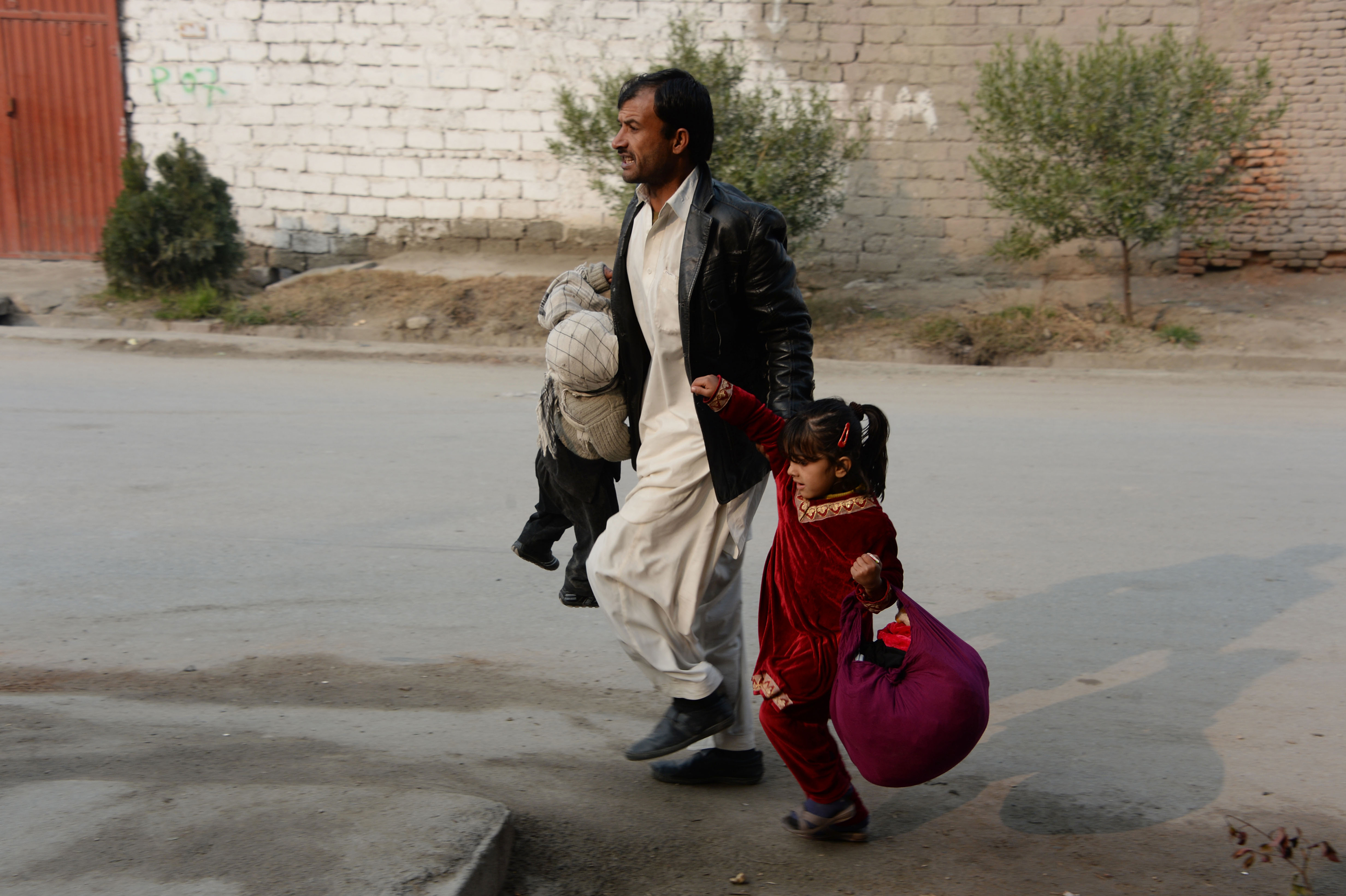 Save the Children suspends operations in Afghanistan after ISIS storms Jalalabad office