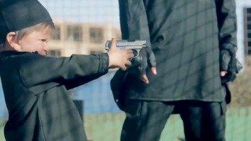 اطفال اختطاف شده جوزجان 'اکنون آماده' اجرای اقدامات تروریستی داعش می باشند