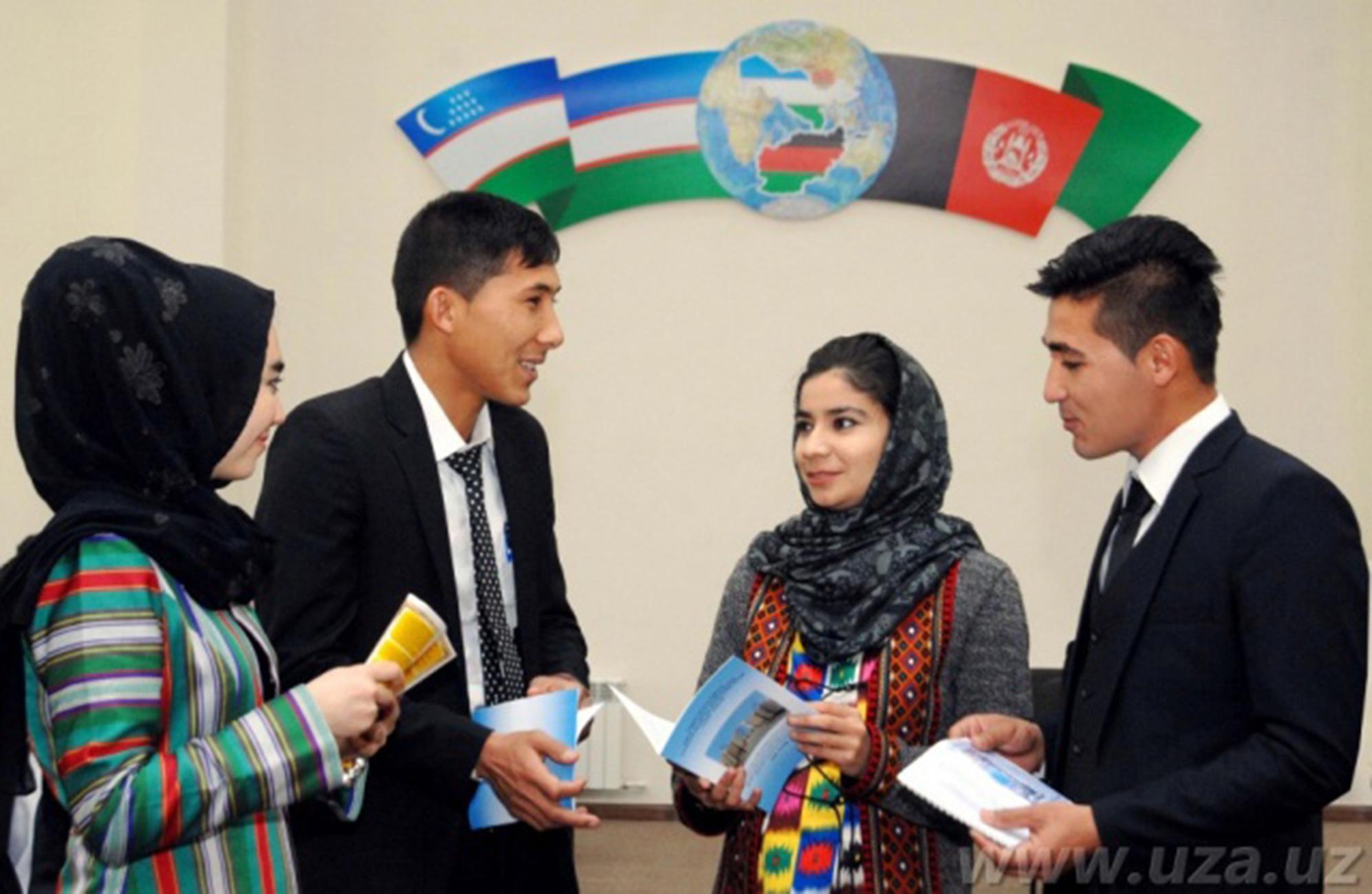 ازبکستان حمایت خود از صلح و انکشاف در افغانستان را افزایش می دهد