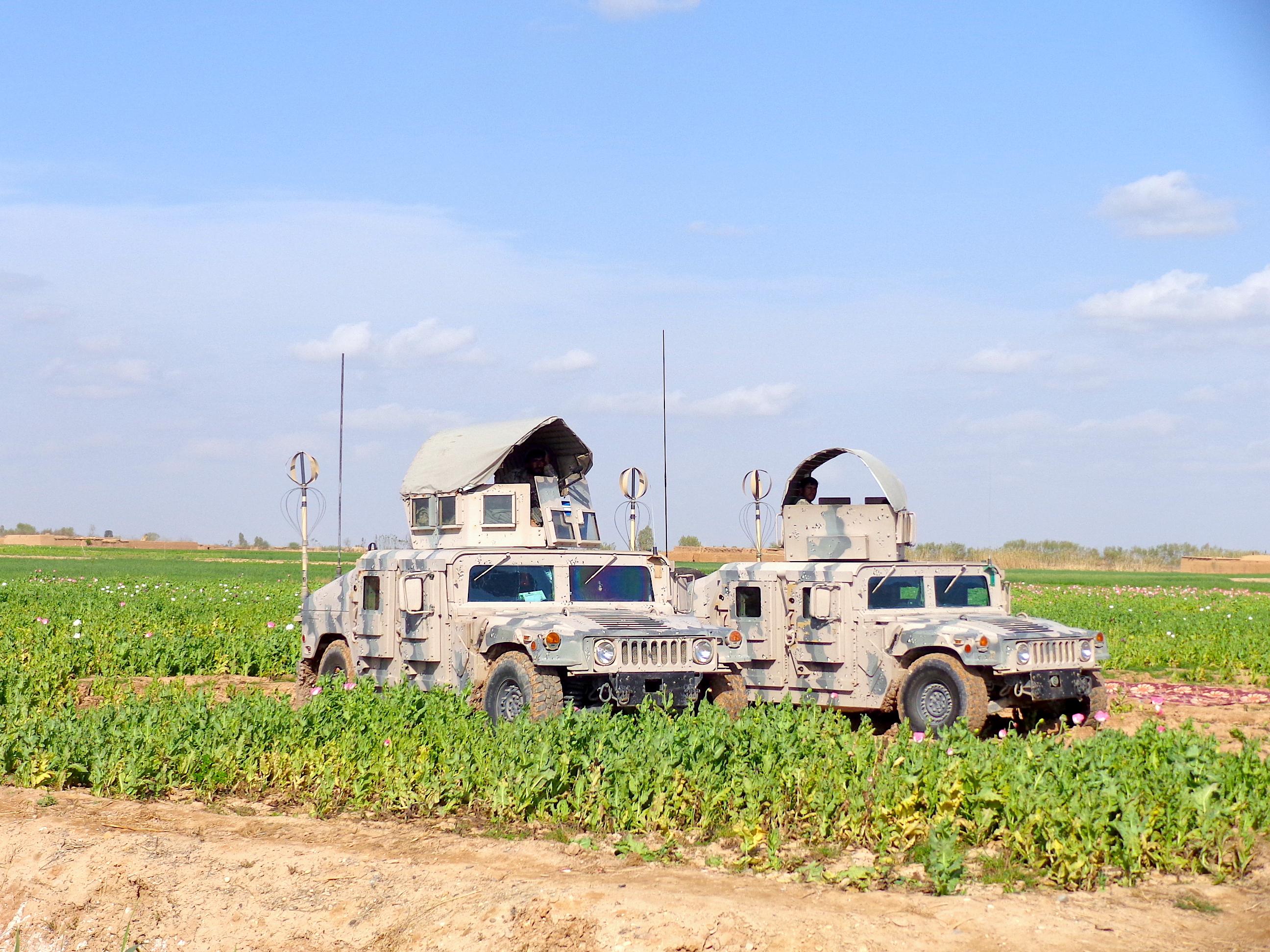 د هلمند د نشه ییزو توکو پر لابراتوارونو بریدونو طالبان له ستونزو سره مخامخ کړي دي