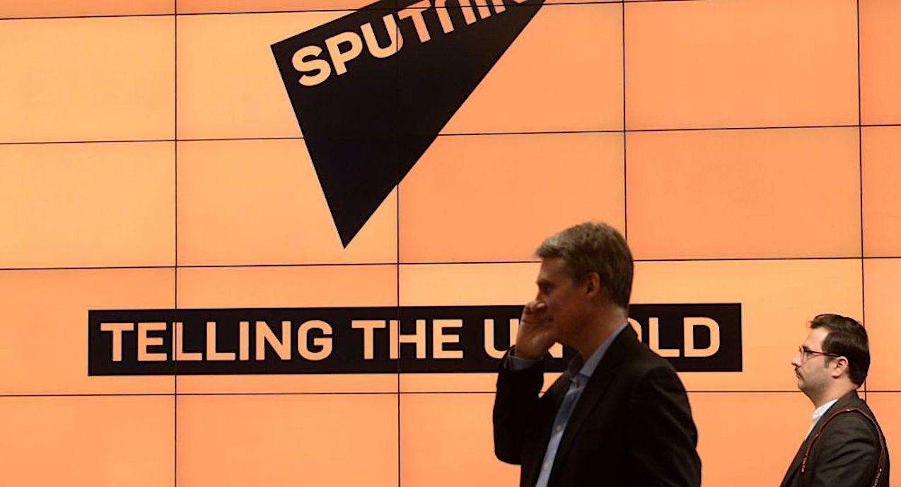 Sputnik, a rumour-mongering website based on lies: Afghan officials