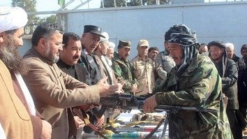 Jawzjan security improves as former Taliban, ISIS militants join peace process