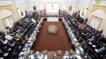 Representatives of more than 20 countries, including the US, as well as the United Nations, took part in the second conference of the Kabul Process on February 28. Ghani initiated the first session last June. [Afghan Presidential Palace]