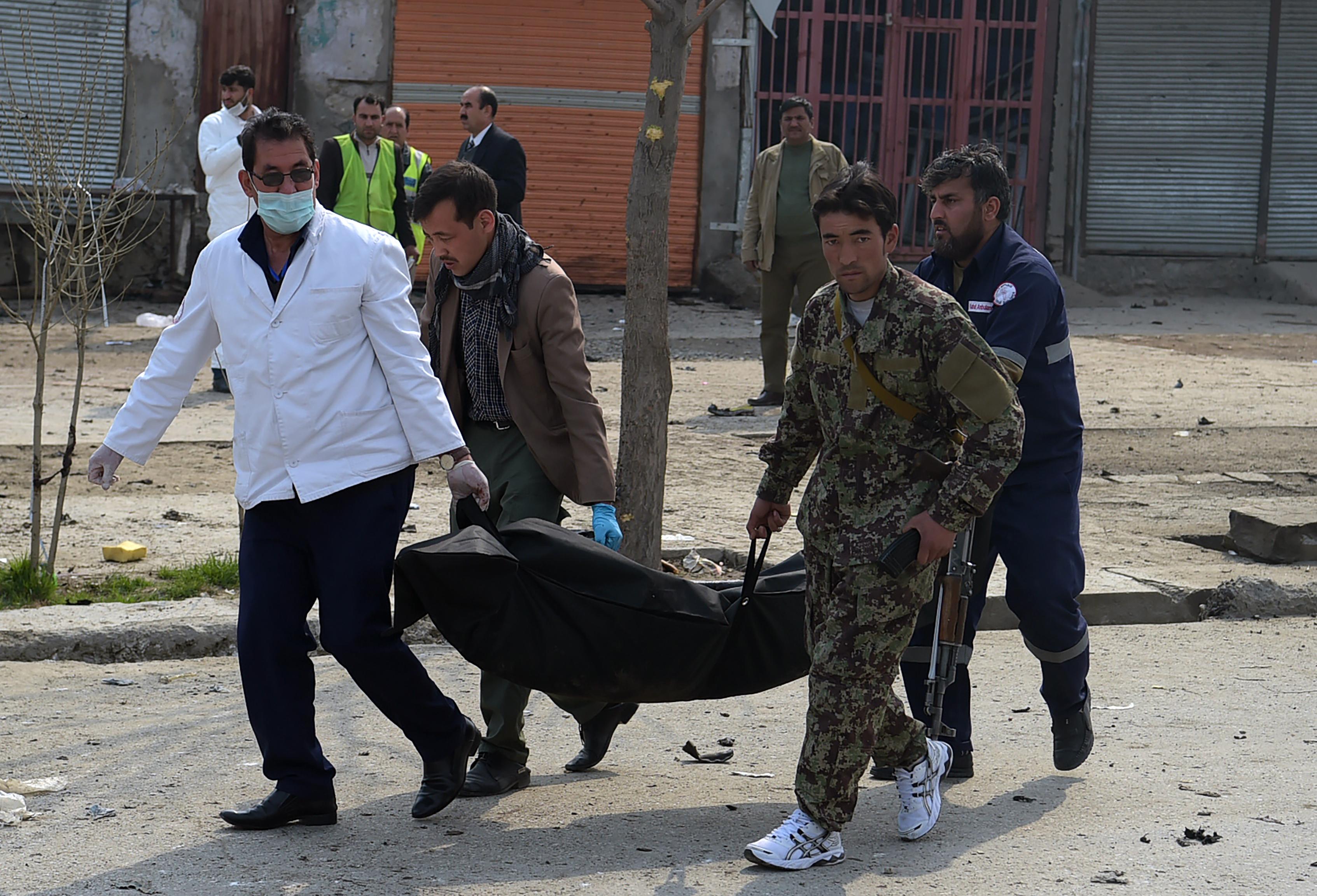 9 dead in suicide blast near Shia gathering in Kabul