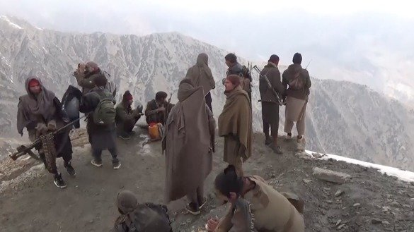 Much of the recent video released by ISIS's branch in Afghanistan shows its own members ill-equipped, shivering with cold, without shelter, and with scant food and supplies in high mountainous areas.