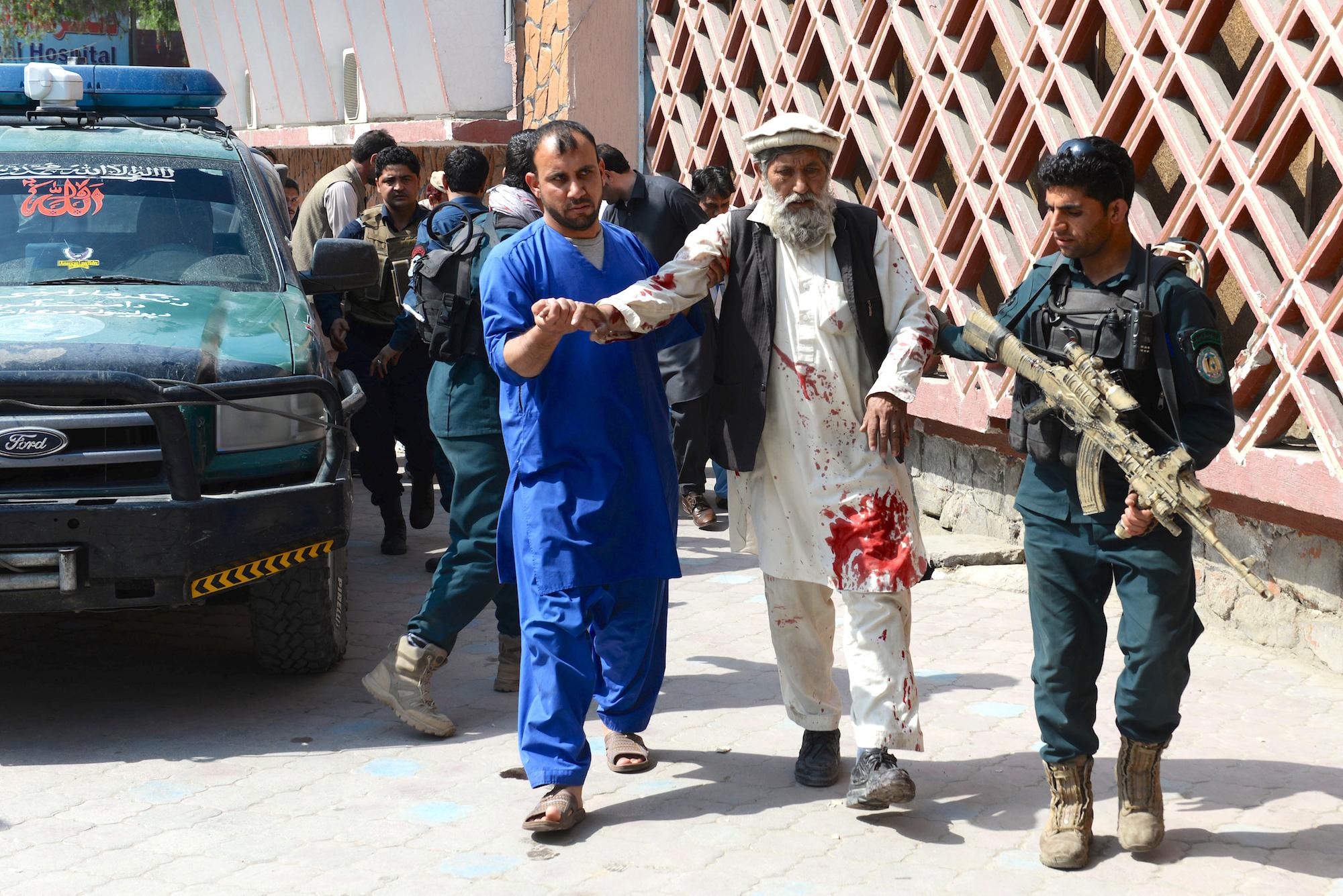 Motorcycle bombs kill 5 civilians in Nangarhar, Herat