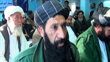 Sufi Azim, an ex-Taliban member shown in this screenshot, confessed to carrying out sabotage in Herat province on Iran's behalf.