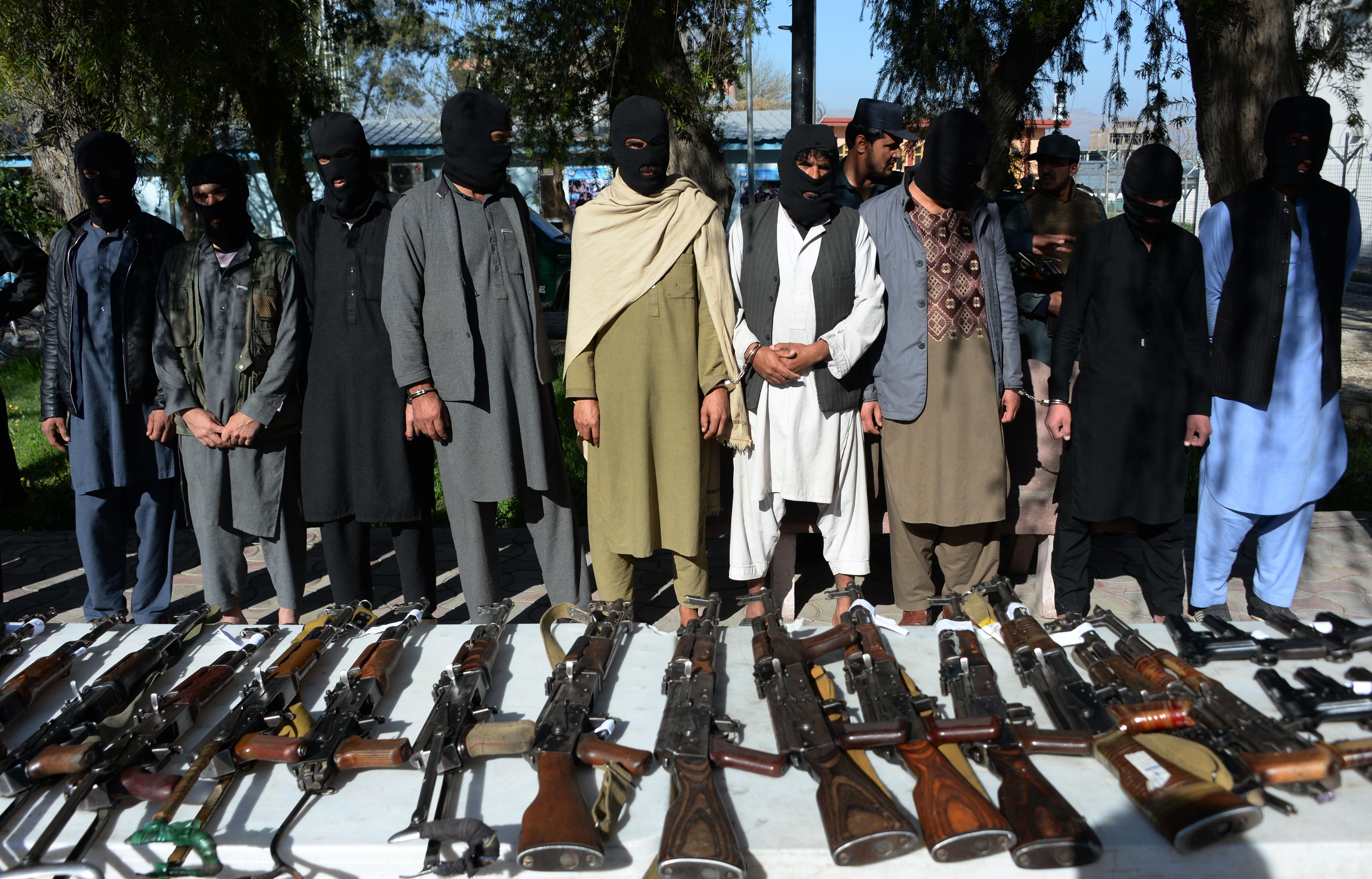 افزایش فشار بر طالبان بخاطر یکجا شدن به پروسه صلح
