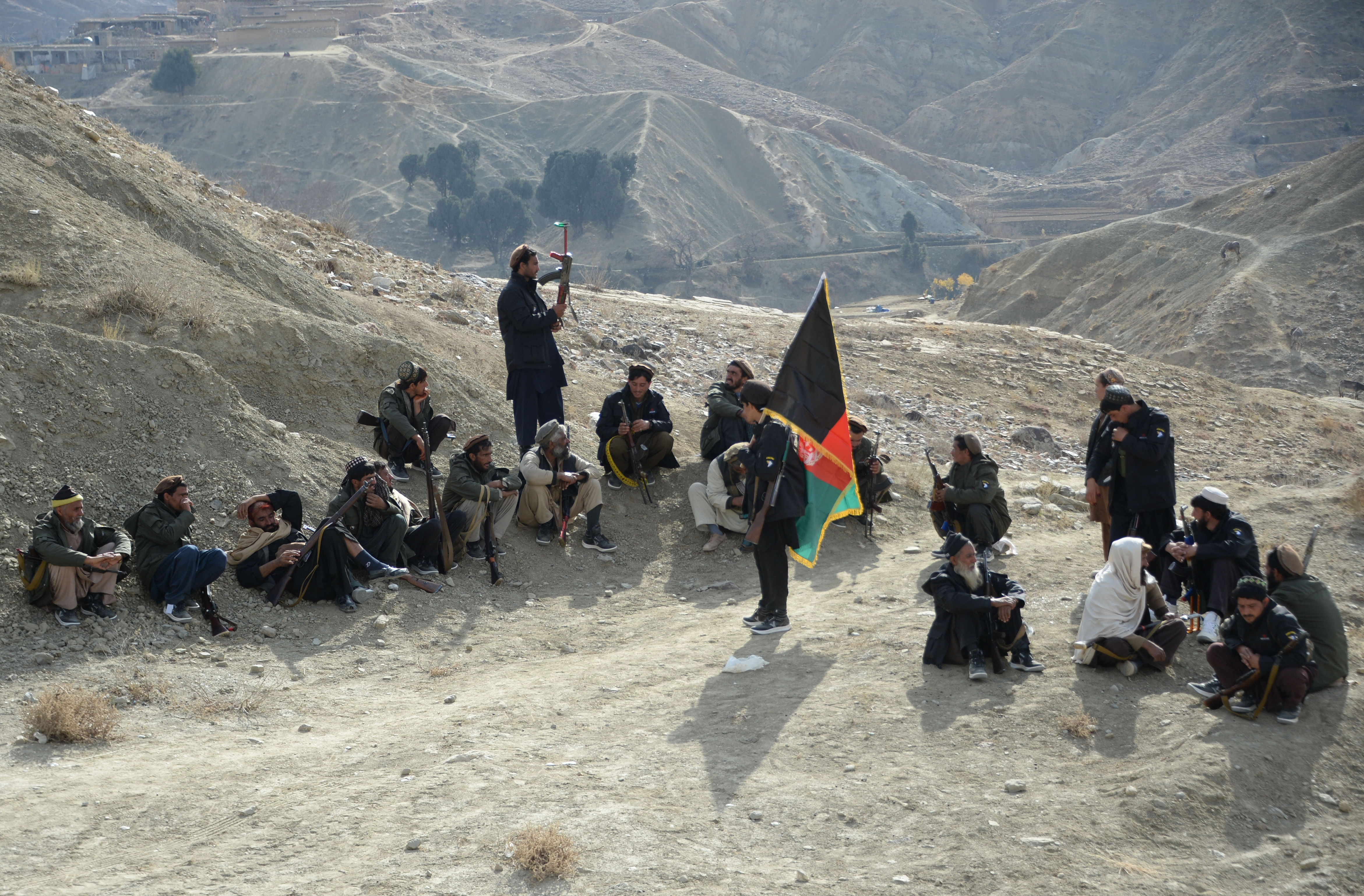 ISIS, other militants clash over illegal logging in Nangarhar