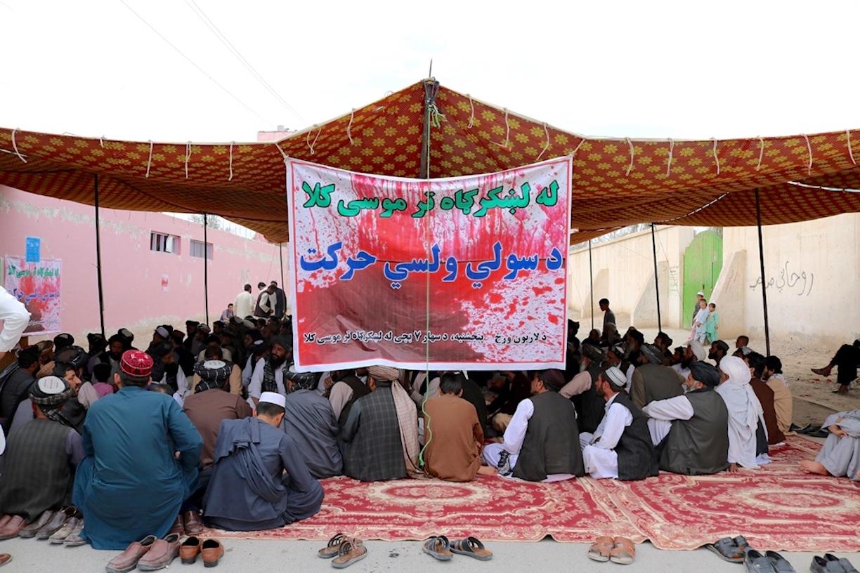 گسترش 'جنبش مردمی صلح' در سراسر افغانستان و فشار بر طالبان