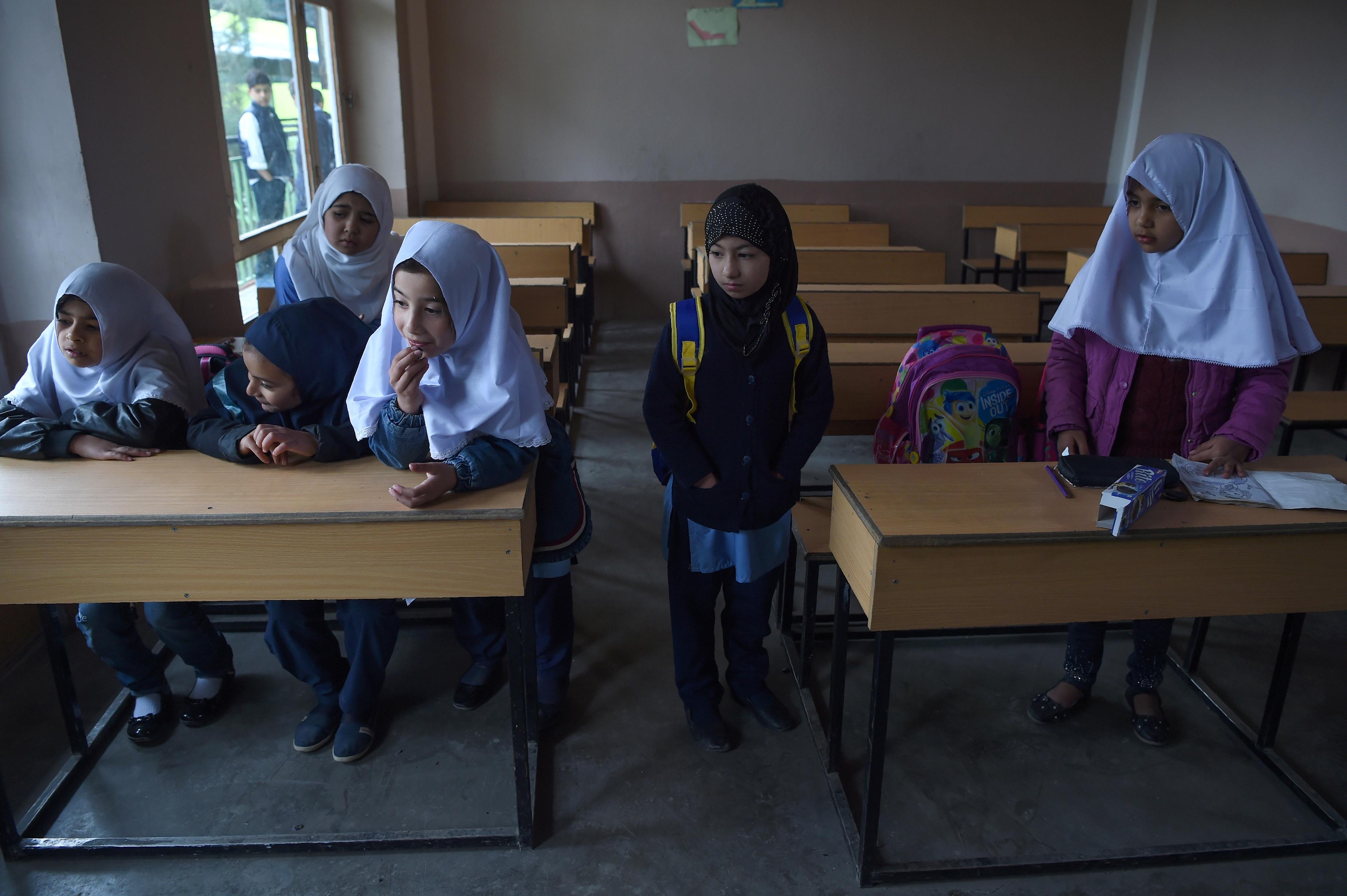 Dozens of Zabul, Logar schools reopen in the face of Taliban enmity