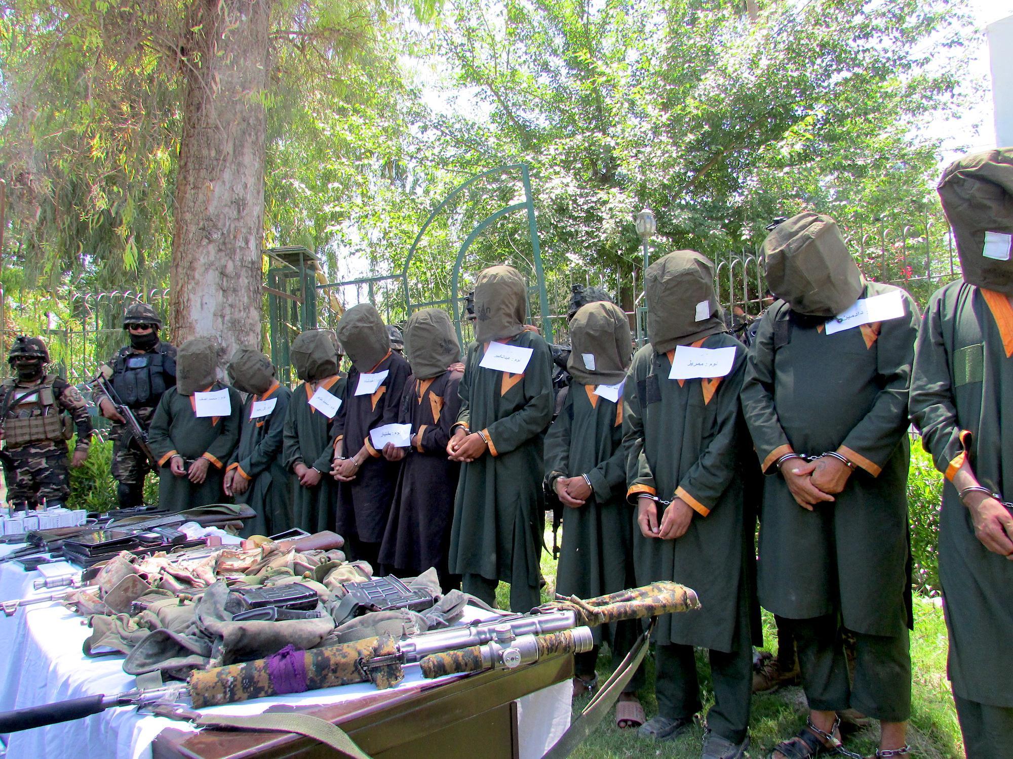 نیروهای افغان حملات بر مراکز ثبت نام رای دهنده گان در ننگرهار را خنثی کردند