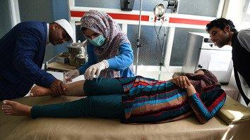 افغان ځواکونو د کورنیو چارو په وزارت لویه حمله شنډه کړه