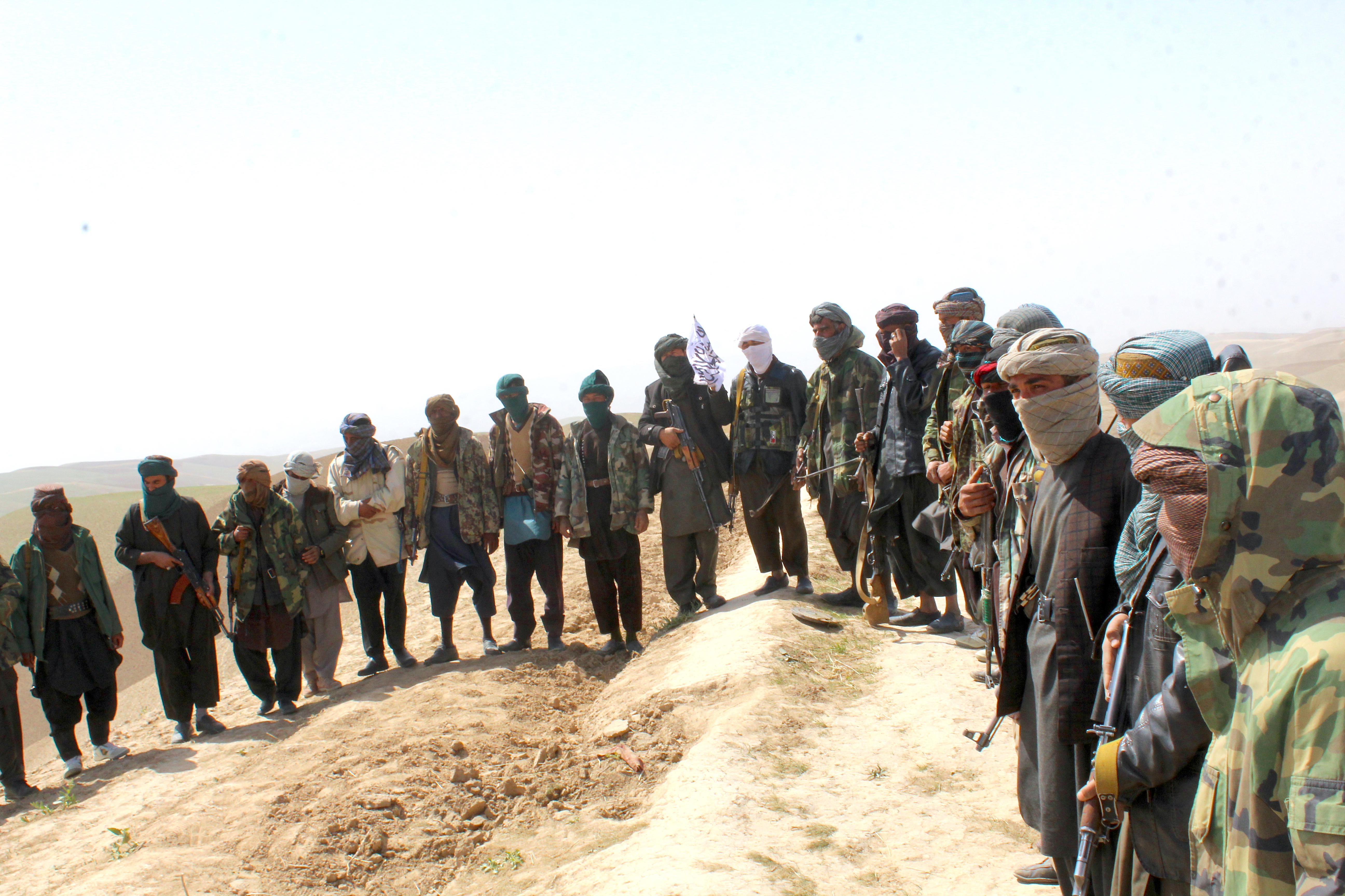Divided Taliban in secretive cease-fire talks with Afghan officials: US general