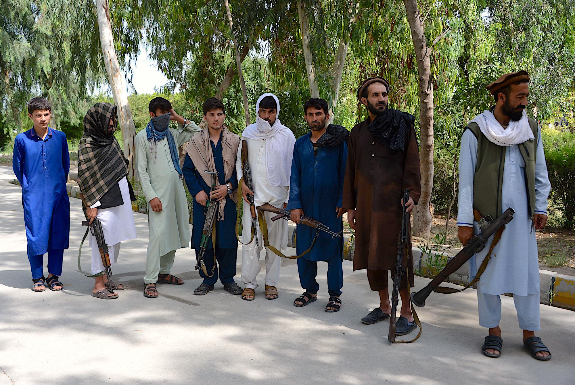 'Fighting has no benefit', say Taliban joining peace process in Nangarhar