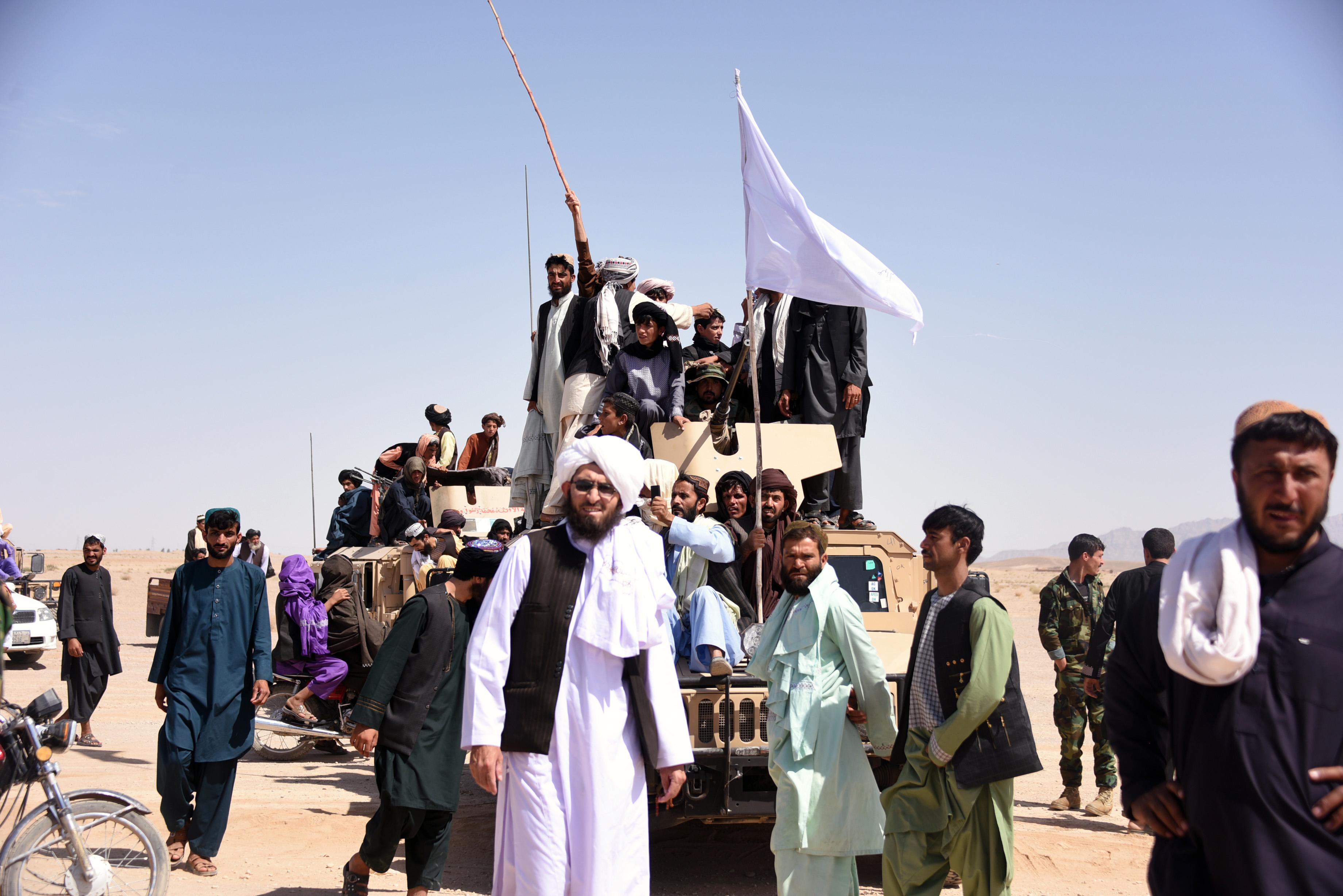 در عکس ها: افغان ها عید فطر را با شادی و امید به آینده جشن گرفتند