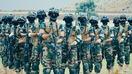 خوبترین جنگجویان گروهء طالبان در ایران تحت آموزش های نظامی نیروهای خاص این کشور قرار میگیرند