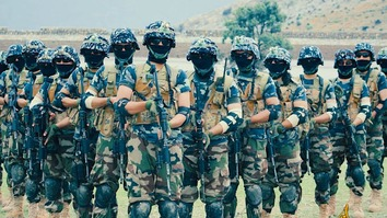 Elite Taliban fighters undergo unprecedented special forces training in Iran