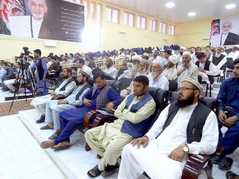 باشنده های لغمان از طالبان خواستند جنگ «ناروا» را متوقف کند