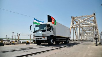 Uzbek-Afghan co-operation gets boost with planned consulate in Termez