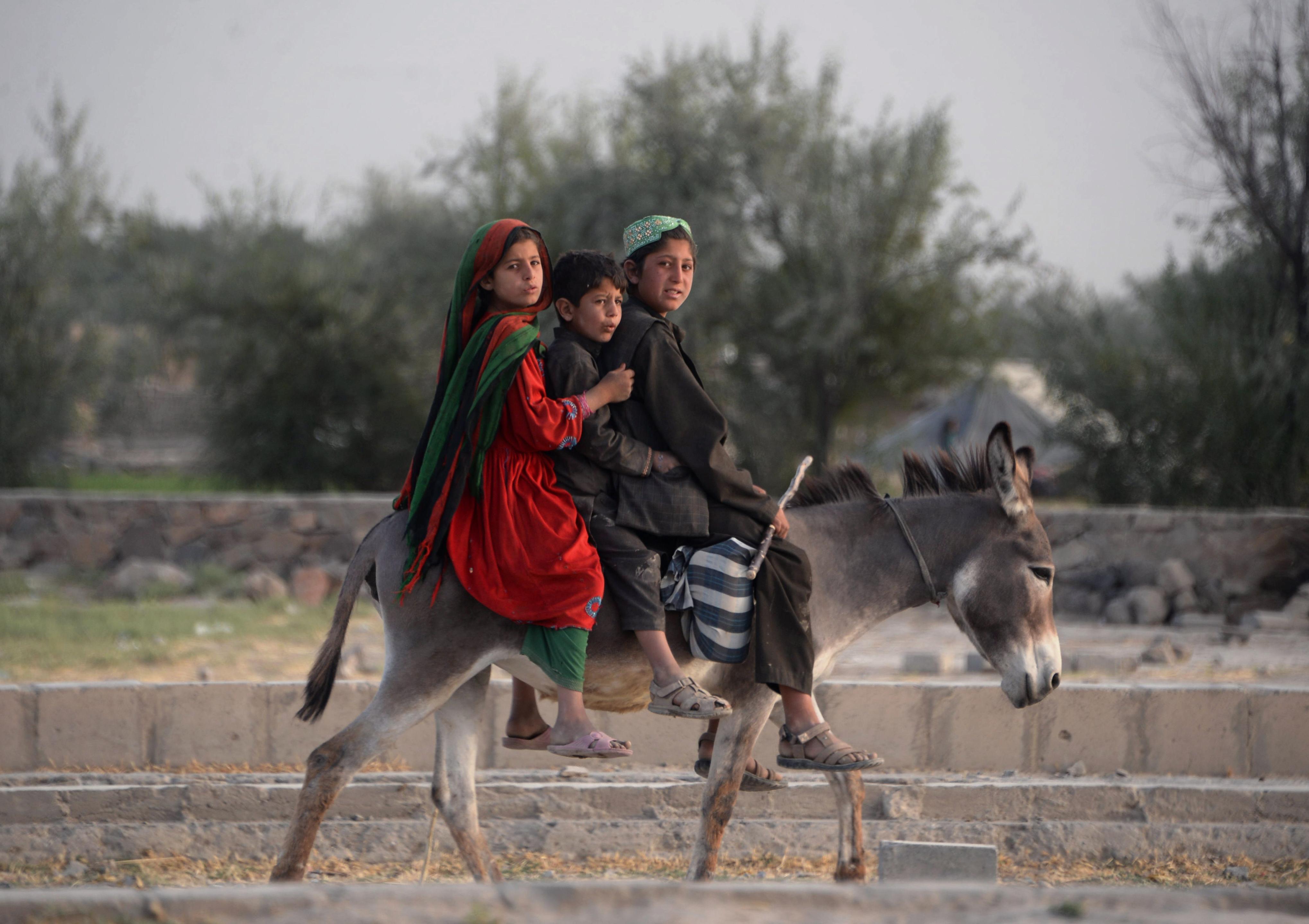 در تصاویر: زنده گی در افغانستان و امید مردم برای صلح