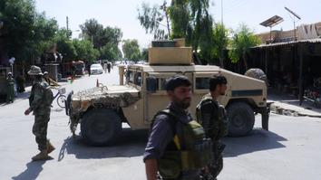 په فراه کې افغان جنرال وایي، 'ایران زمونږ دښمن دی'