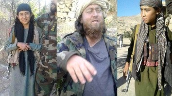په جوزجان کې د داعش د جنګیالیو غټه ډله افغان ځواکونو ته تسلیم شوه