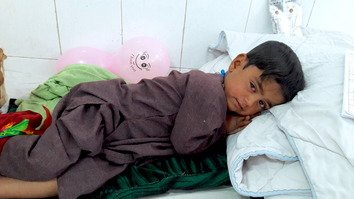 طالبان با ممانعت از تطبیق واکسین پولیو جان اطفال را در اروزگان به مخاطره می اندازد
