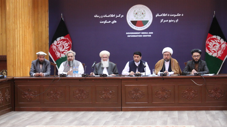 Members of Afghanistan's Ulema Council met Saturday (August 4) and announced their support for a permanent ceasefire between the Taliban and the Afghan government before Eid ul Adha.