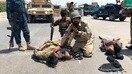 در پی خنثی شدن حمله بر شهر غزنی نیروهای افغان جنگجویان طالبان را تحت تعقیب قرار داده اند