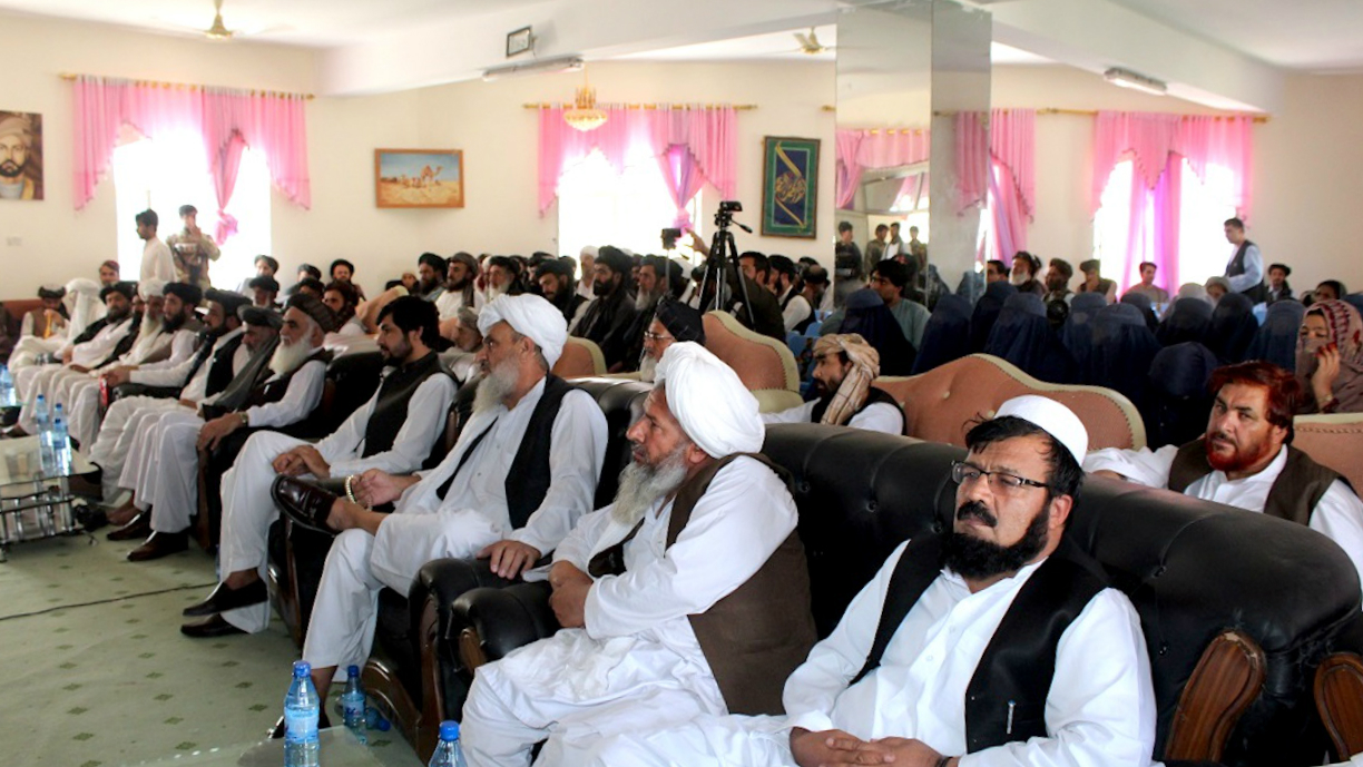 'Time to end the fighting,' Zabul residents tell Taliban
