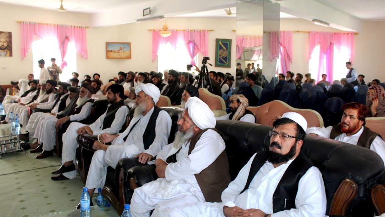 باشنده های زابل به طالبان می گویند: «حالا وقت خاتمه جنگ است»