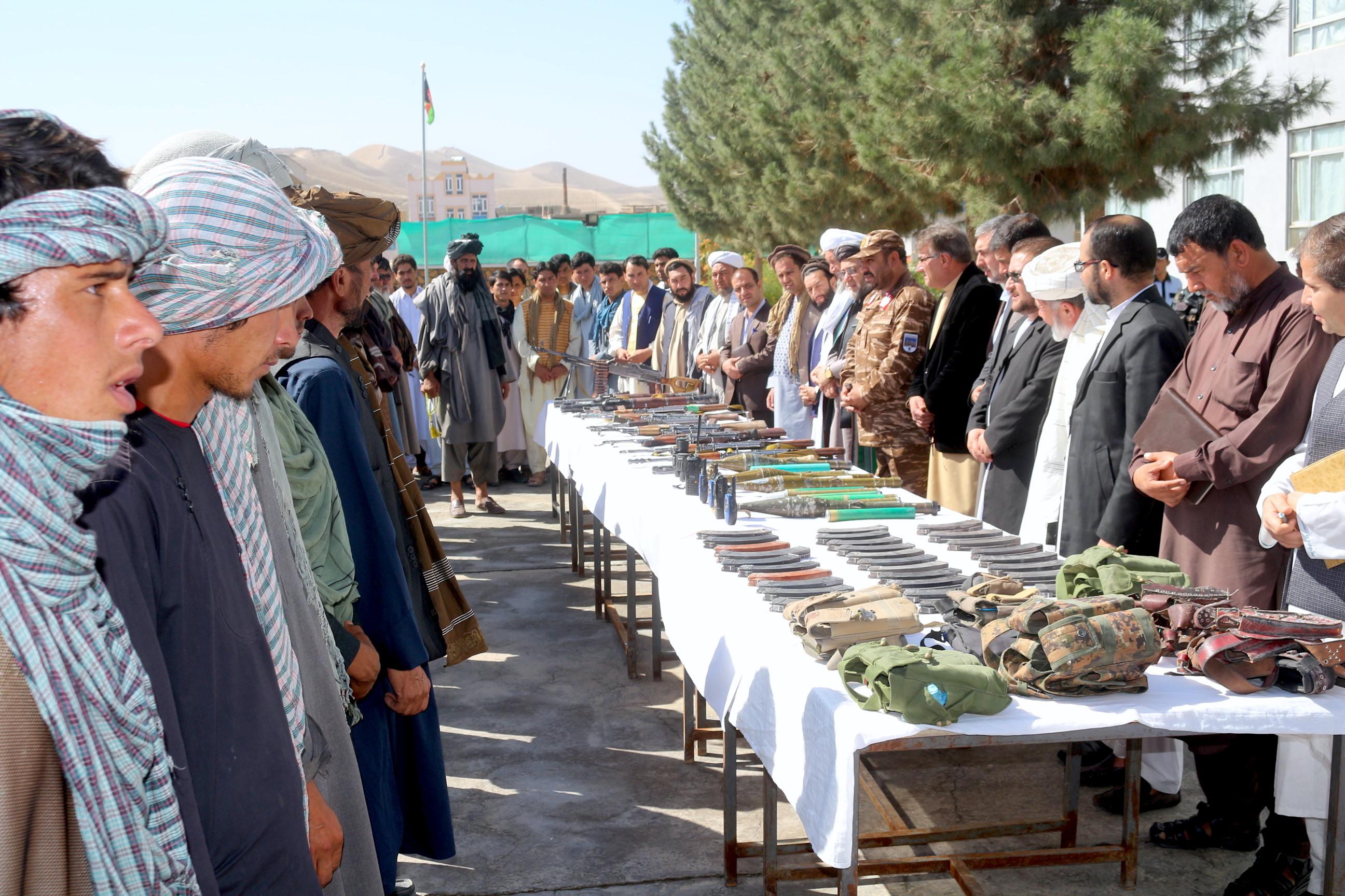 روسیه و ایران به طالبان «دستور دادند» تا مکتب ها و مساجد را تخریب کنند
