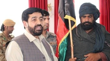Encouraged by past ceasefire, Taliban militants surrender in Helmand