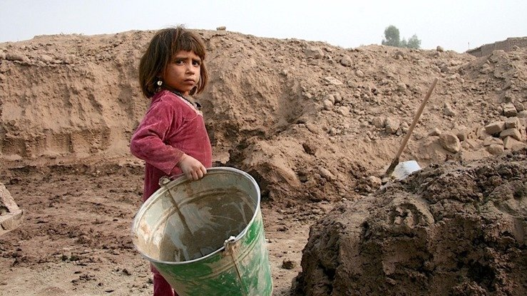 Iran has deported thousands of Afghan children since its economy started collapsing. [Khalid Zerai]