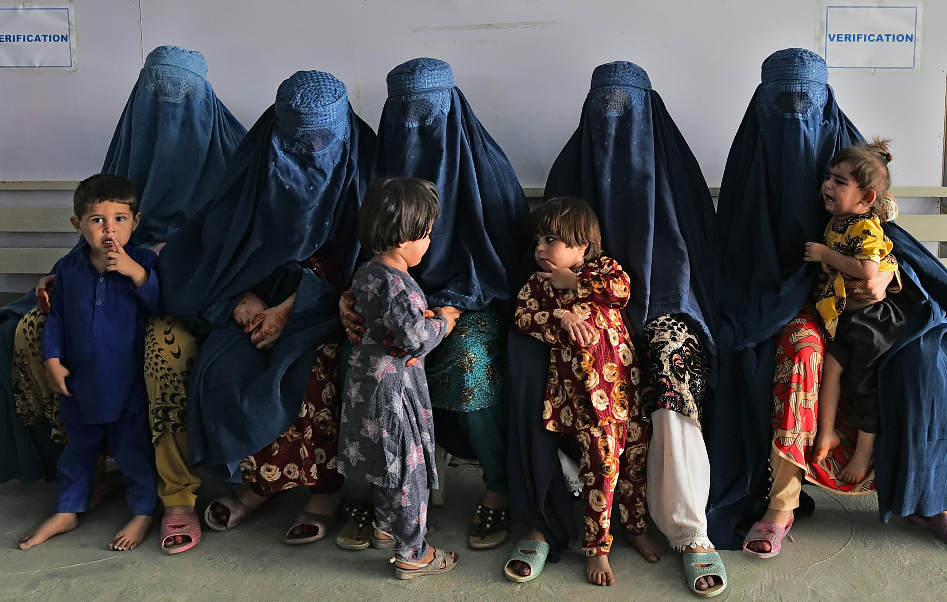 UN seeks more international support for Afghan refugee resettlement
