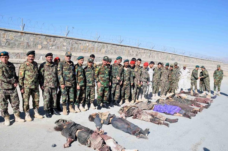 چارواکي: افغان ځواکونو د هېواد په بېلابېلو برخو کې له ۱۰۰ څخه ډېر اورپکي ووژل