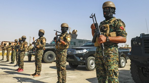 Final push begins in Syria to destroy last remnants of ISIS