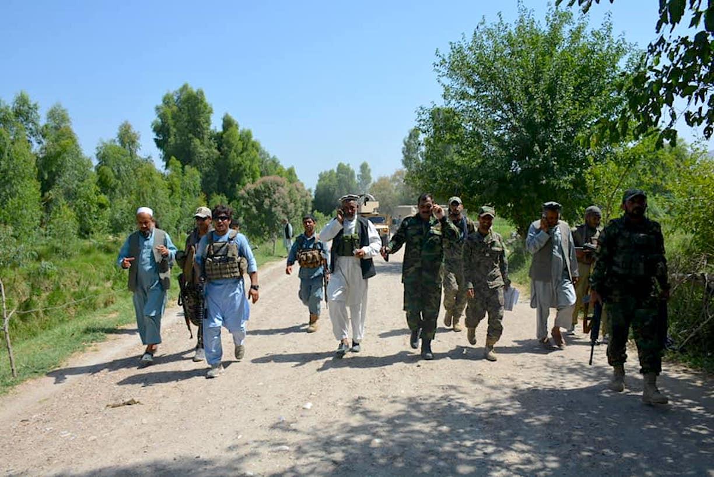 افغان ځواکونو په ننګرهار کې د داعش او طالبانو پر ضد عملیات پیل کړل
