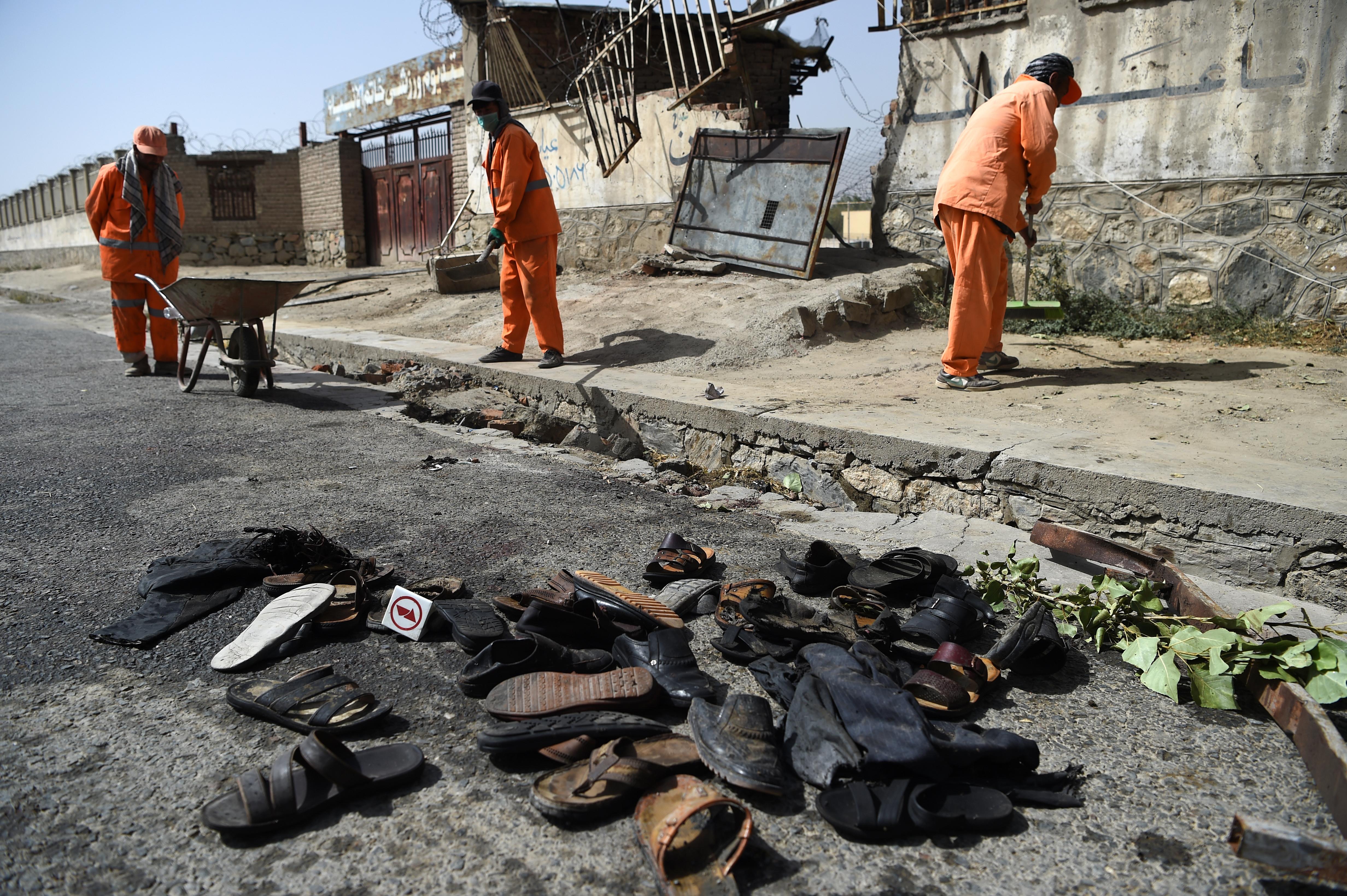 د کابل اوسېدونکیو د دغه ښار لپاره د حکومت د نوي امنیتي پلان هرکلی وکړ