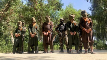 Afghan security forces arrested seven suspected militants from various parts of Nangarhar Province within a week. Local authorities presented five of the detainees to the media September 18 in Jalalabad. [Khalid Zerai]