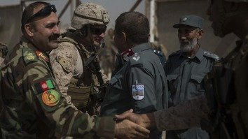 US-Afghan security pact serves Afghan interests: officials