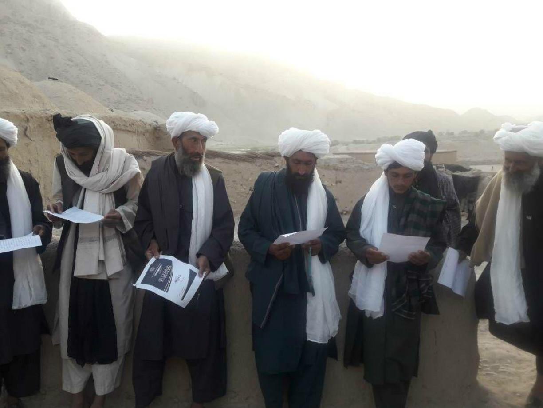 د افغان او پاکستاني علماوو له خوا د سولې د کانفرانس په پلان سره د طالبانو تر منځ وېرې څرګندې شوې