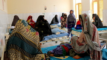 بسته شدن مراکز صحی در زابل از سوی طالبان باعث مشکلات به مردم محل شده است