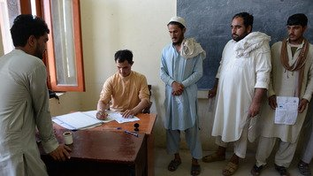 Fearing democracy, Taliban call for boycott of parliamentary elections