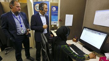 Awaaz Afghanistan toll-free hotline offers information, assistance in 1 call