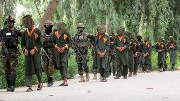 ISIS militants confess to their crimes in Nangarhar