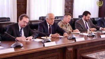 US envoy takes steps towards Afghan peace deal