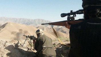 توقف توسعه قلمرو داعش در افغانستان در نتیجه عملیات نظامی و درگیری آنها با طالبان